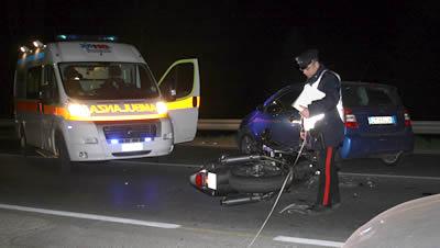 Incidente Stradale A Merate.