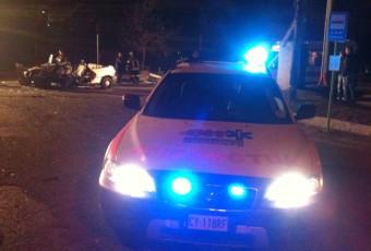 Incidente Stradale a Monticello Brianza.