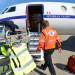 Busnago Soccorso e Aeronautica Militare di Roma - Ciampino: Volo Sanitario su un Falcon 50, di un paziente in grave pericolo di vita.