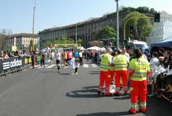 Milano_City_Marathon_2014_Busnago_Soccorso_Onlus