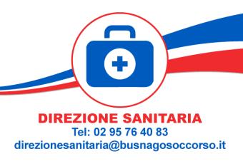 Direzione Sanitaria di Busnago Soccorso Onlus 02 95764083
