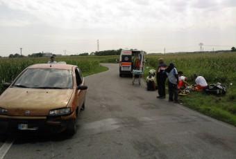 Incidente Frontale a Roncello