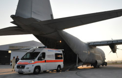 Voli Sanitari nazionali ed internazionali con il Flying Team-Medevac Busnago Soccorso.