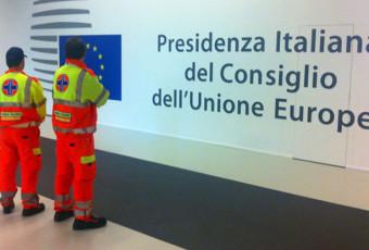 Semestre italiano Unione Europea: Assistenza Sanitaria 2014.