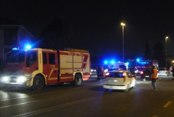 118 incidente frontale Bellusco 040210