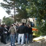 Lezione presso l'Università di Milano tenuta da Busnago Soccorso Onlus
