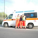 Assistenza Sanitaria Traguardo Milano City Marathon 2010 Busnago Soccorso