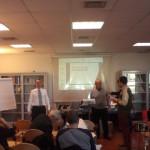 Sessione formativa presso SVS