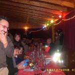 Cena di Natale 2008 di Busnago Soccorso Onlus