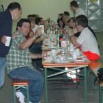 Grigliata associativa presso la sede di Vaprio d'Adda