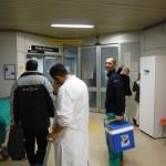 Equipe Trapianti di Busnago Soccorso Onlus all'Ospedale di Vimercate