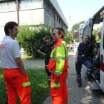 Esercitazione Protezione Civile Cavenago B.za