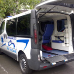 Dimissione Ospedaliera di paziente con patologia medica da Riom (F) a Mantova con ambulanza di base