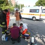 Incidente Gorgonzola 070709 (2)