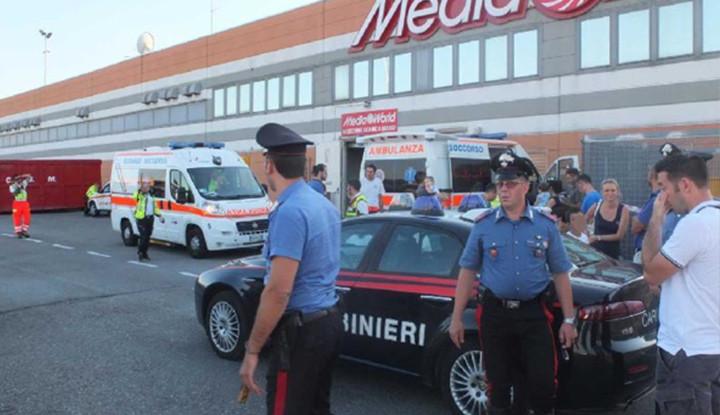 Allarme NBCR: Intossicazione al Globo di Busnago avvenuto il 31 luglio 2013