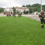 MEDEVAC Trasferimento Aereo 290609 Busnago Soccorso Misericordia Salerno