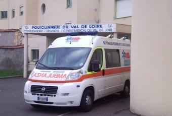Centro Mobile di Rianimazione Francia