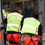 aviotrasferimento paziente obeso Busnago Soccorso HSR Piancavallo HH-3F SAR 220210 Ema