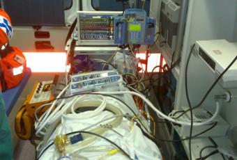 Trasporto Paziente Intubato Busnago Soccorso Onlus.