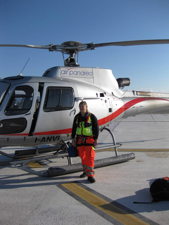 Elicottero Milano : Aviotrasporto dalla provincia di messina a milano con elicottero e
