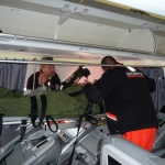 Volo_Sanitario_aereo_di_linea_Busnago_Soccorso_12nov2011
