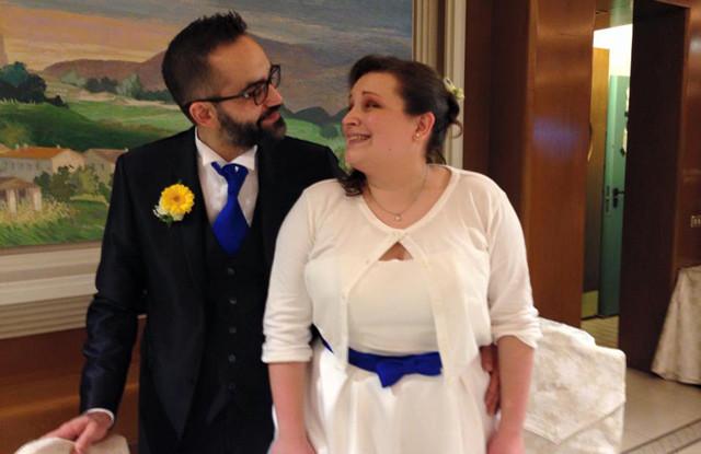 Matrimonio In Ambulanza : Oggi sposi congratulazioni ad albina e sergio busnago