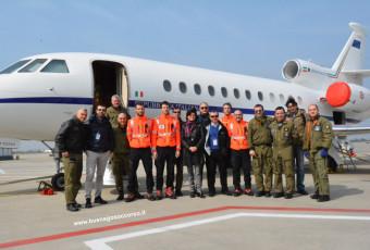 Missione_Umanitaria_Aeronautica_Militare_e_Busnago_Soccorso_in_Cina_febbario2015_01